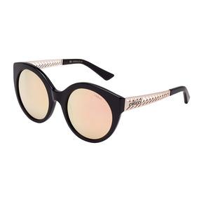 567881a1dcb3f Óculos De Sol Feminino Preto Brilho Marrom C0018 Colcci