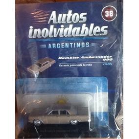Autos Inolvidables N38 Rambler