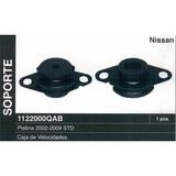 Soporte Caja De Velocidades Nissan Platina Clio # 1122000qab