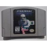 Star Wars Shado Of The Empire N64 Nintendo 64 Original