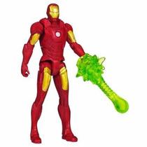 Marvel Iron Man 3 Shatterblaster Iron Man Hasbro 11 Cm
