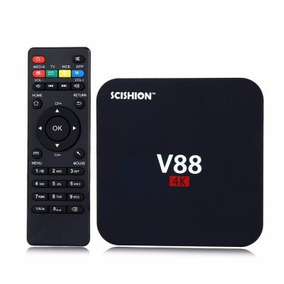Android Tv Box V88 Ram 1gb Rom 8gb 4k