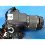 Camara Canon T5, Incluye Tres Lentes