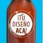 Botellón De Cerveza Artesanal Con Tu Logo En Serigrafía
