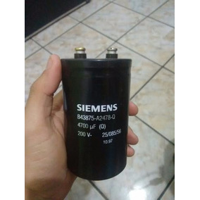 Capacitor Siemens
