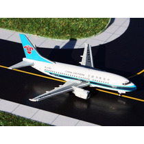 Mini Avião China Southern Boeing 737-500 1:400 Gemini Jets