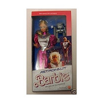 Juguete Barbie - Muñeca Del Astronauta 1985