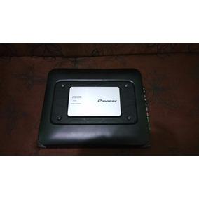 Amplificador Pionner Gm-5400t 2 Canales P/ Bajos Red1210