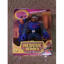 Juguete Fisher-price Hero World Rescue Heroes Rocky Canyon