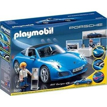 Playmobil Porsche 911 Targa 4s Mod. 5991 Formula 1