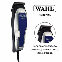 Maquina Cortar Cabelo Profissional Wahl Home Pro Basic