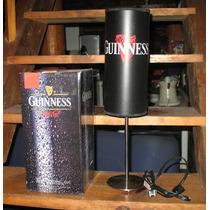 Lampara Cilindrica Guinness Coleccionable Nueva En Caja