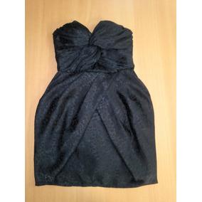 Vestido De Noche Corto H&m Talla 4