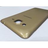 Tampa Bateria Samsung G530 Gran Prime Duos Dourada Original