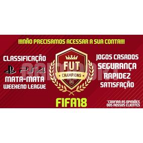 Classificação Wl Fifa18 (ps4)