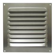 Grade De Ventilação Alumínio Itc 20x20cm Com Tela