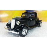 1934 Coleccion Ford Cuope 1/24