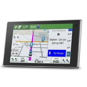 Gps Automotivo Garmin Drive Luxe 50lm América Do Sul Com Des