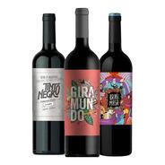 Vino Combo Alta Gama Varietales X3 Botellas - Tomate Algo® -