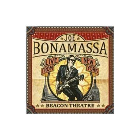 Bonamassa Joe Live From New York Beacon Theater Cd X 2 Nuevo