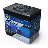 Bateria Moura Moto Cg 125 Titan, Biz C100, Bros Nxr Blindada