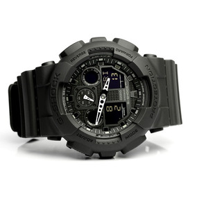 b742931a8274 Relojes Casio G Shock G1000h Caucho Analogo Crono H Mun Ap9 - Joyas ...