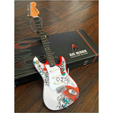 Guitarra Miniatura Axe Heaven Monterey Jimi Hendrix Jh-801