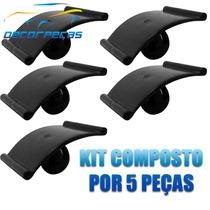 Kit Grampo Forro Capo Corsa Classic 5 Pcs Original Gm