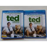 Ted (película) - Combo Pack (blu-ray / Dvd)