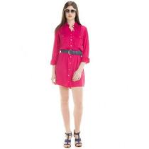 Vestido Estilo Blusa Pink Principessa Maria Cecília