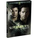 Box Original : Supernatural 11ª Temporada Completa - 6 Dvd