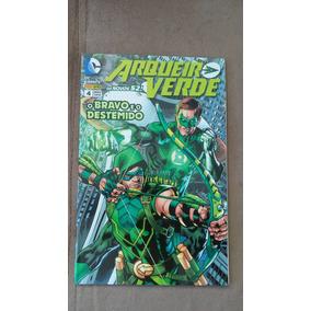 Arqueiro Verde 4 - Os Novos 52 - O Bravo E O Destemido.