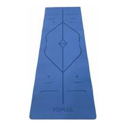 Promoción Mat Azul Yopi + Bolso Negro