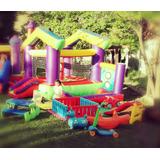 Inflable Plaza Blanda Metegol- Pack # 1