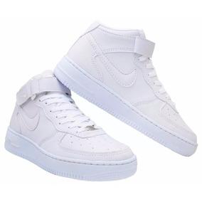 Tênis Nike Air Forc Cano Alto Infantil Masculino Feminino