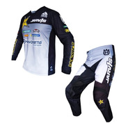 Conjunto (gear Set) Oficial Jarvis Race Gear - Hard Enduro
