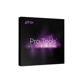 Pro Tools Para Pc Y Mac Con Licencia Perpetua Y 1 Mejora Año