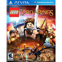 Lego Lord Of The Rings Psvita -- Sellado De Fabric --