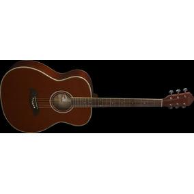 Oscar Schmidt Guitarra Acustica Nogal Modelo Oa10