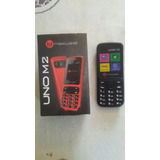 Telefono Doble Sim Maxwest Uno M2