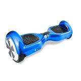 Balance Scooter Eléctrico Bateria Samsung, Bluetooth, Azul
