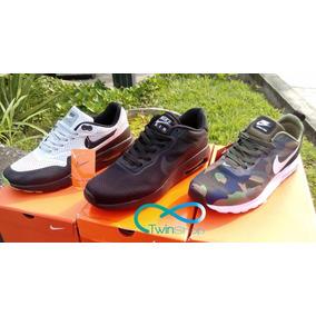 Zapatos Deportivos Nike Tavas Air Max Importados 2017