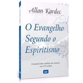 Evangelho Segundo O Espiritismo Tamanho Grande Allan Kardec