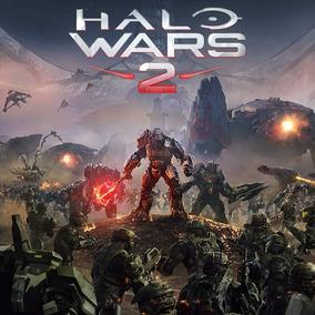 Halo Wars 2 Xbox One / Windows 10 Pc Cd Key Envio Já