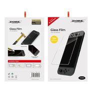Mica Nintendo Switch Protector Cristal Templado 9h 2 Piezas