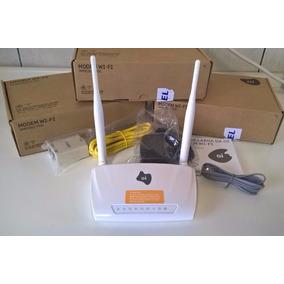 Modem Roteador Adsl 300mb Zyxel Duas Antenas Amg1302-t15c