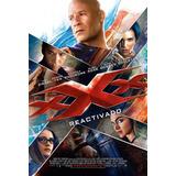 Poster Original Cine Xxx Reactivado ( Vin Diesel )