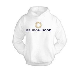 Camisa Moletom Grupo Hinode