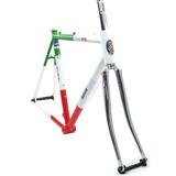 Cuadro Bicicleta Ruta Fixie Vintage Gios Alum C/horq-jgo Dir