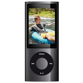 Ipod Nano 16gb Preto Novo Lacrado Original Apple Mc062zy/a